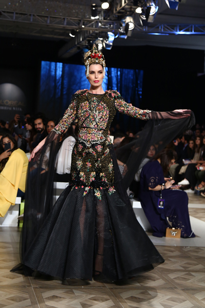 9876dc952d Pakistan Fashion Design Council – PFDC L`Oreal Paris Bridal Week 2017